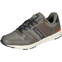 Levis Mens Sneaker Baylor Charcoal