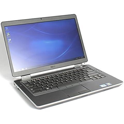 Portátil reconstruido) Dell Latitude E6430s–Core i52.6GHz–4GB–ssd128go–14