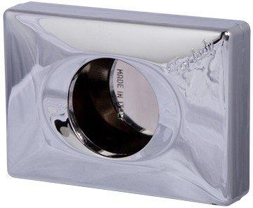 Blanc HYGIENIC Hygienetütenspender FIX, für Damenhygienebeutel/-tüten, Wandmontage - Chrom