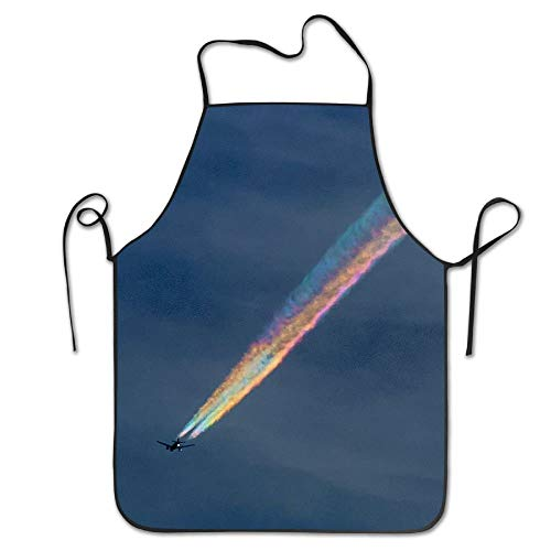 UYTGYUHIOJ Airplane Wonderful Halloween Overhand Kitchen Sewing Tool Aprons (Halloween Maid Haar)
