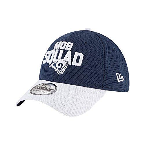 New Era NFL Los Angeles Rams 2018 Draft Spotlight 39Thirty Cap S-M b84a816847e3
