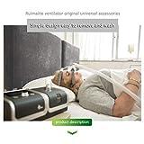 Nasenmaske,Auto Maske Für Schlafapnoe Schnarchen Gesundheit von Sauerstoffgenerator-Verbindungsschlauch und Gesicht M