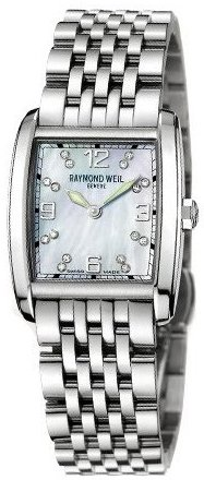 Raymond Weil Don Giovanni Ladies Watch 5976-st-05927 – Reloj (Reloj de pulsera)