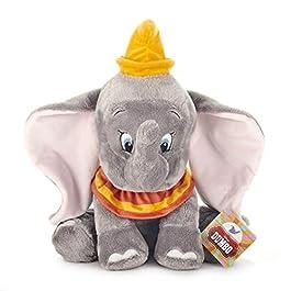 Disney 37277Dumbo l' Elefante Morbido toy-35cm, Grigio