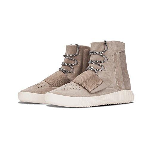 yeezy-boost-750-colore-marrone-chiaro-con-accenti-bianco-tacco-alto-scarpe-uomo-brown-light-brown-43
