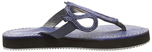 Lp Laidback Blau Sandalen White Fletch 070ss16 London metal Offene blue Blue Damen F8wp8t