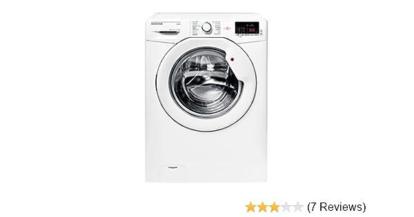 Hoover hl 1482 d3 waschmaschine frontlader a 8 kg weiß nfc