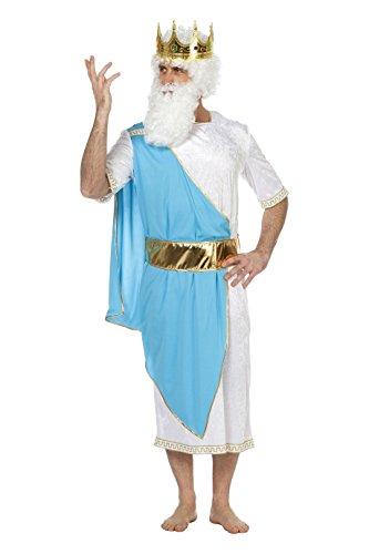 Wilbers 5699 Zeus Kostüm (Zeus Kostüm Griechischer Gott)