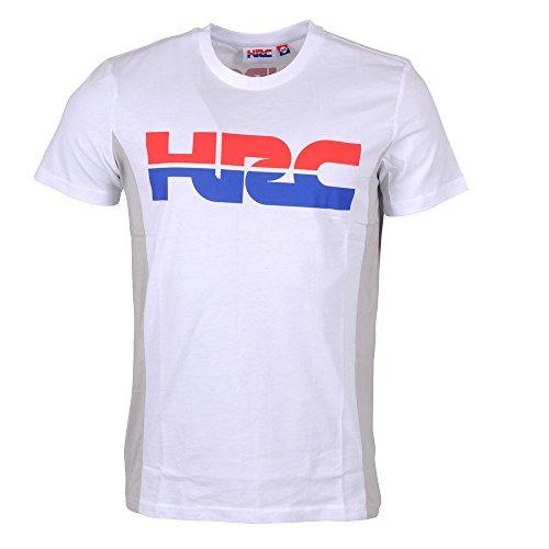 Unbekannt Honda HRC T-Shirt Ufficiale 2017, Bianco