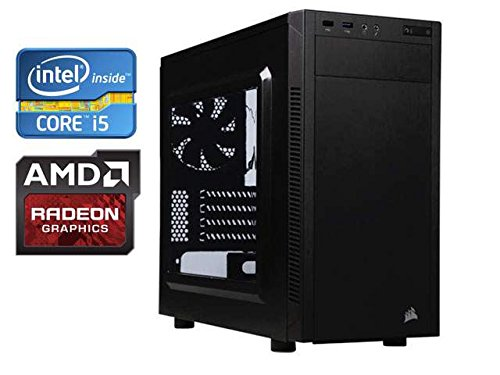 PC Gaming HOME RX Intel Core i5-7500...