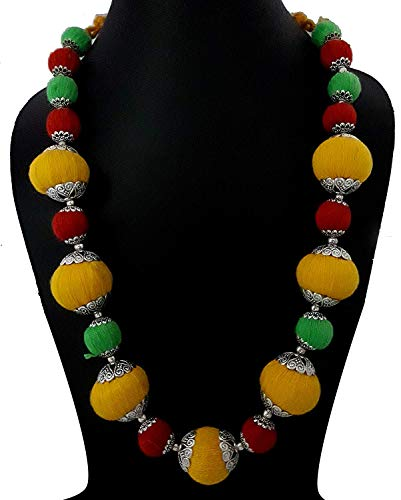 URVI-Creations-Trendy-Stylist-Latest-Fancy-Party-Wear-Necklace-for-Women-Girls