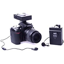 BOYA BY-WM5 60M - 80 m 2,4 gHz GFSK portatile Wireless 360 Degree sistema microfono Lavalier per fotocamere DSLR videocamere Audio Video