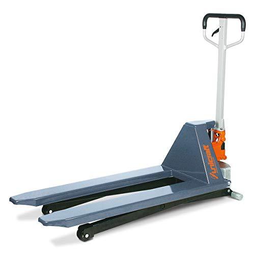 Unicraft PHH 1001 - Transpaleta y mesa elevadora en tijera 1.000 kg