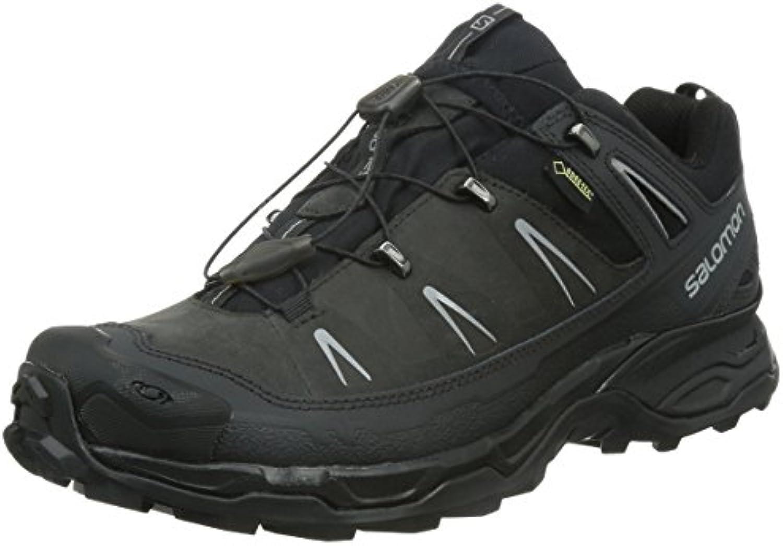 adidas Herren Terrex Trailmaker GTX Trekking Wanderhalbschuhe  Grün  50.7 EU