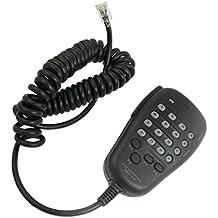 Buwico 6pin MH-48A6J Comunicador DTMF con botón para radio para modelo coche Yaesu FT-1500ft-1802ft-1900ft-2600ft-2800ft-2900ft-3000ft-7100ft-7800ft-8100ft-8500ft-8800R etc