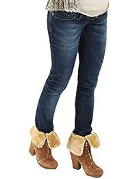 Christoff - Jeans - Femme Bleu bleu