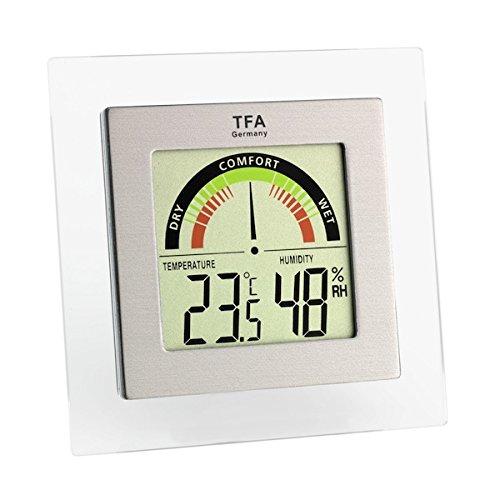 TFA Dostmann - 30.5023, Termometro/Igrometro digitale