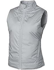 Cutter & Buck de Golf pour femme weathertec Sport Fitness sans manches pour femme Annika Collection