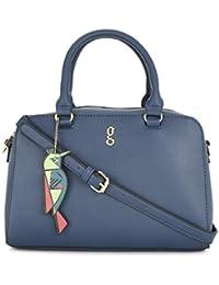 global desi Women's Shoulder Bag (Navy)
