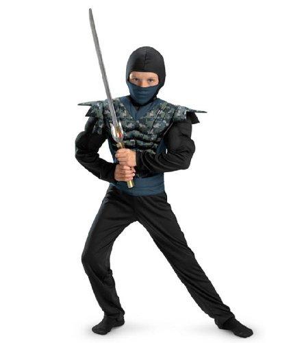 LD 10-12 (Camo Ninja Kostüme)