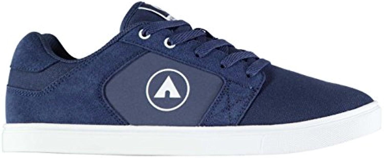 Original Schuhe Airwalk Muskete Skate Schuhe Navy Herren Skateboarding Sportschuhe Sneakers