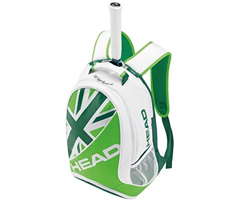 HEAD Rucksäcke Murray Special Edition Backpack, Weiß, 35 x 24 x 49 cm, 55 Liter, 283614