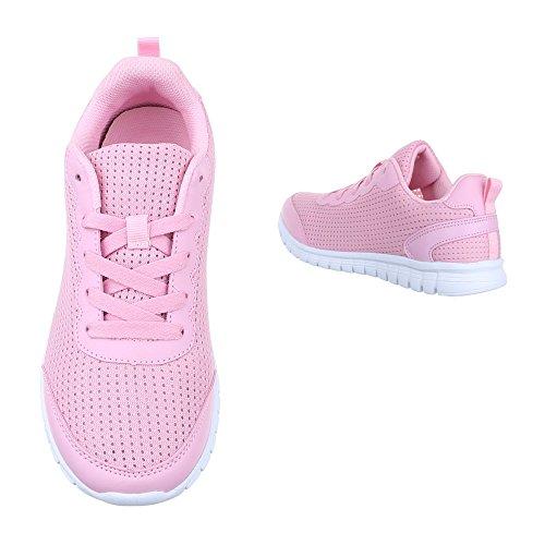 Ital-Design, Sneaker donna Rosa