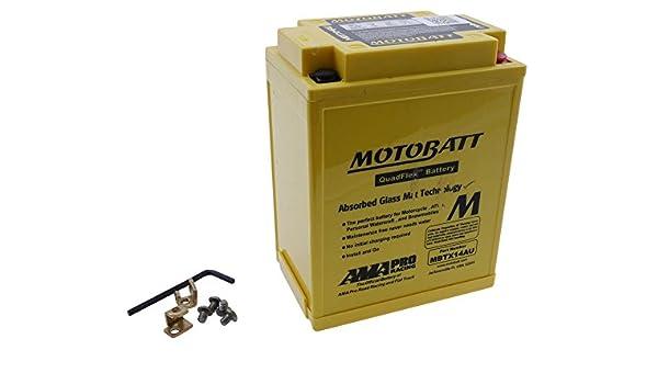 Motobatt Battery For Yamaha Xtz 750 Super Tenere 3ld 1989 1997 Includes 7 50 Euro Battery Deposit Auto