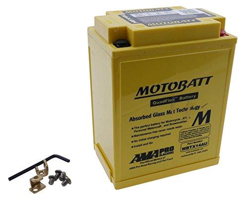 Batterie MOTOBATT für Suzuki LS 650 Savage NP41B 1987-2000 [inkl. 7.50 Euro Batteriepfand]
