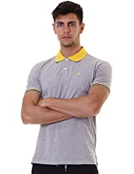 Champion m-polo Stretch Pique, gris