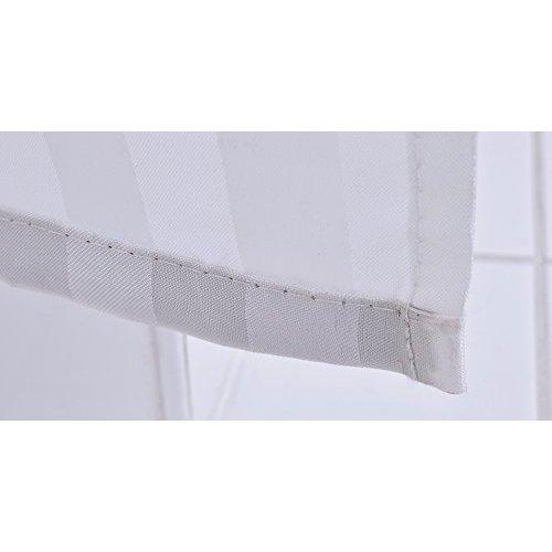 Ridder Duschvorhang Folie ca. 180 x 200 cm, Retro - 4