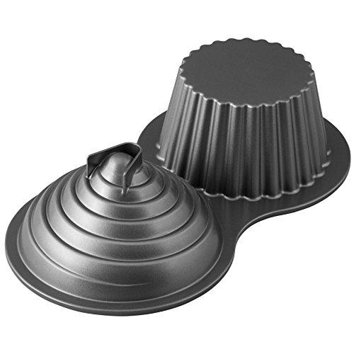 Wilton riesen-Cupcake-Form, Backform für Jumbo-Muffins und -Cupcakes (Wilton Kuchen Dekorieren Cupcakes)