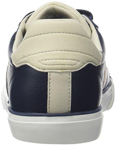 Lacoste Herren Fairlead 118 1 Cam Sneaker Blau (Nvy/lt Brw)