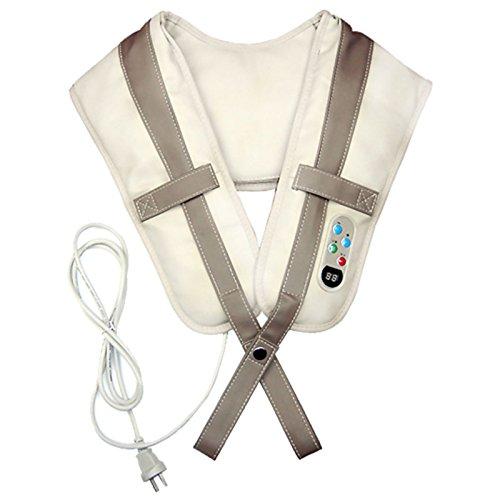 Zervikale massage Gerät für Hals Taille, A, weiß