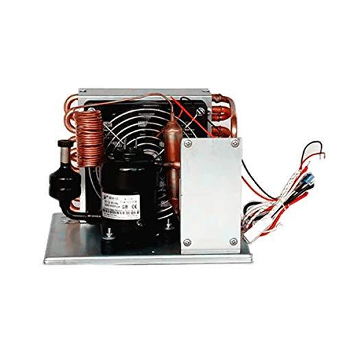 Micro DC Aircon Portable Unidad condensación CC DC