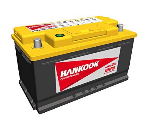 Hankook UHPB UMF 580 00 Ultra High Performance Autobatterie 12V 80Ah 800A/EN, wartungsfrei