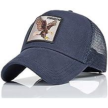 HANOB Sombrero Gorras Animales Bordados Hombres Mujeres Gorra De Béisbol Sombrero De Papá Transpirable De Verano