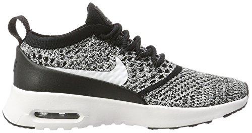 Nike W Air Max Thea Ultra FK, Scarpe da Ginnastica Basse Donna Nero (Black/white)