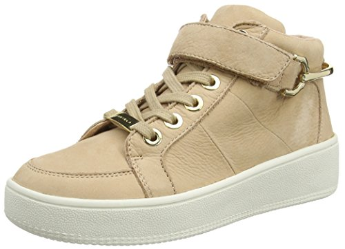 Carvela Linnet, Sneakers Hautes femme Beige - Beige (Camel)