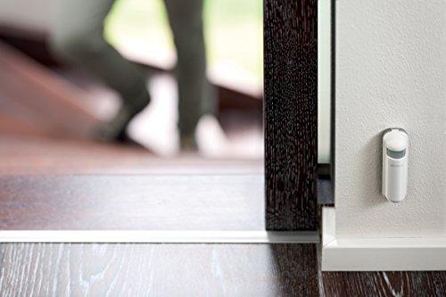 devolo Home Control Bewegungsmelder (Smart Home Infrarot Sensor, Helligkeits- & Temperatursensor, Z-Wave Hausautomation, Haussteuerung per iOS/Android App) weiß - 3