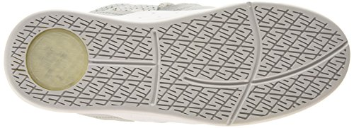 Supra  ESTABAN, Baskets hautes mixte adulte Gris - Grau (LIGHT GREY - OFF WHITE   LGY)