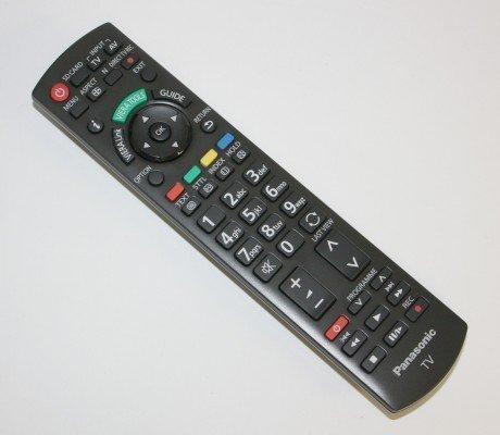 Panasonic N2QAYB000487 - Mando distancia televisores