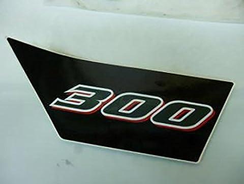 Quad Hytrack - Tuning quad 300 Hytrack