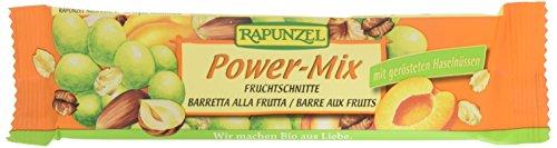 Rapunzel Fruchtschnitte Power-Mix 25er Pack (25 x 40 g) - Bio