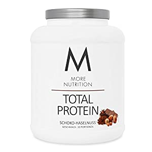 More Nutrition Total Protein – Whey & Casein Zur Optimalen Proteinsynthese 1 x 1500 g