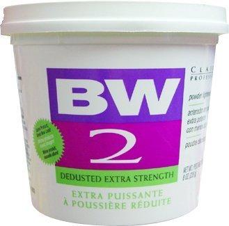 Clairol Bw2 Tub Powder Lightener Extra-Strength 8oz (6 Pack) by Clairol