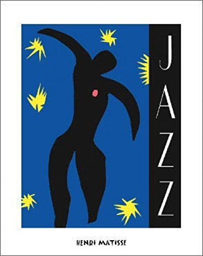 Jazz Henri Matisse (Henri Matisse - Jazz Poster Drucken (55,88 x 71,12 cm))