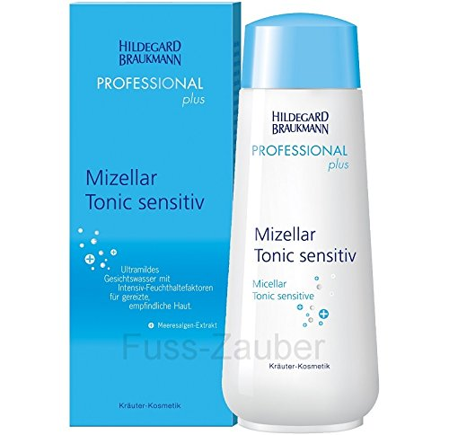 Hildegard Braukmann Professional Plus Mizellar Tonic Sensitiv, 1er Pack (1 x 200 ml) -