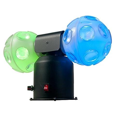 American DJ 1222400080 Jelly Cosmos Ball Light Effect Units
