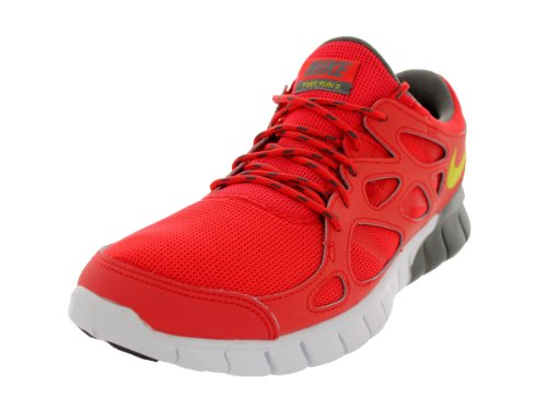 Männer Run Free 2 Nike (Nike Laufschuhe Running Nike Free Run 2 Lam coral EU 41)